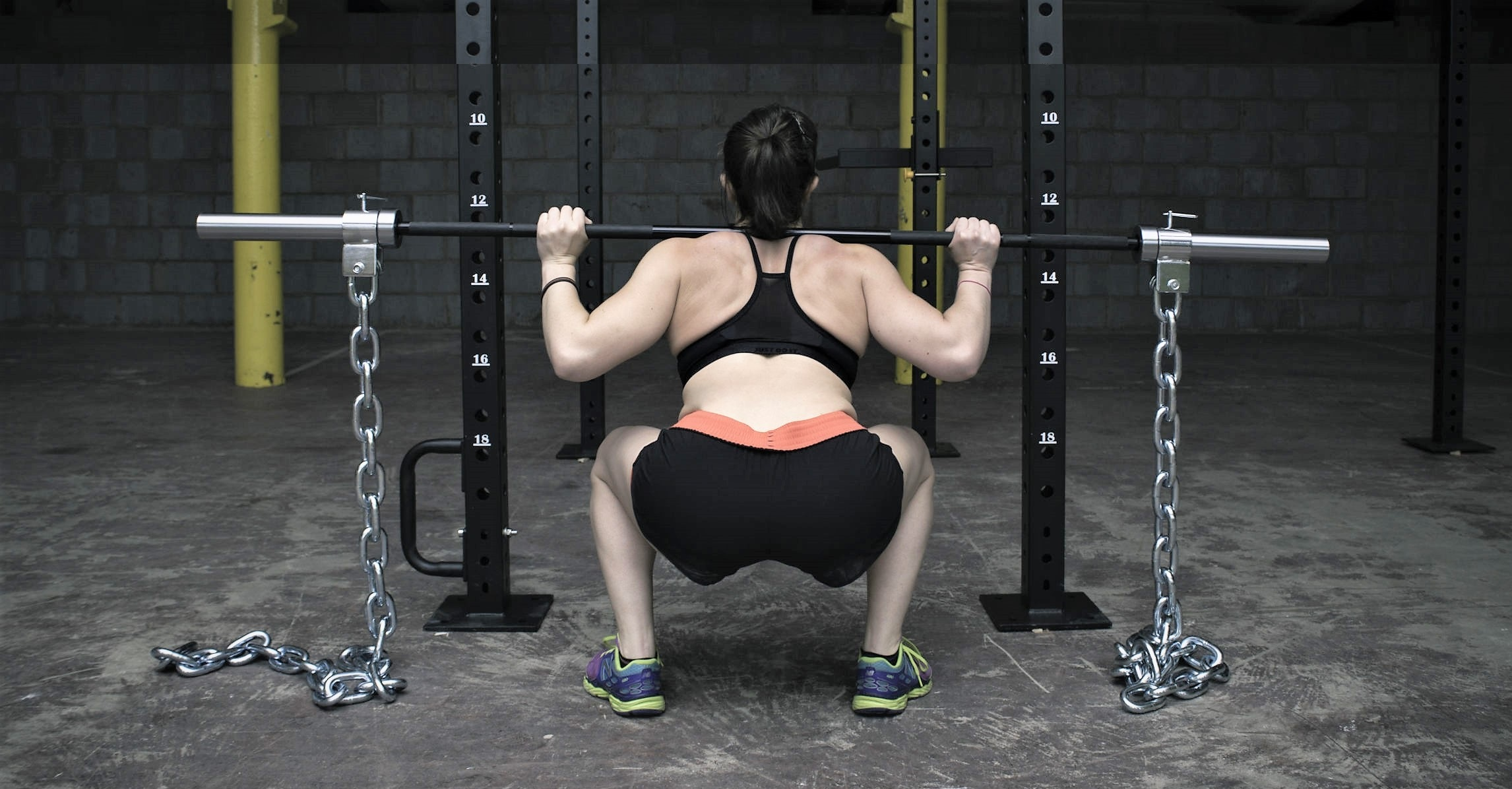 Chains for Squatting