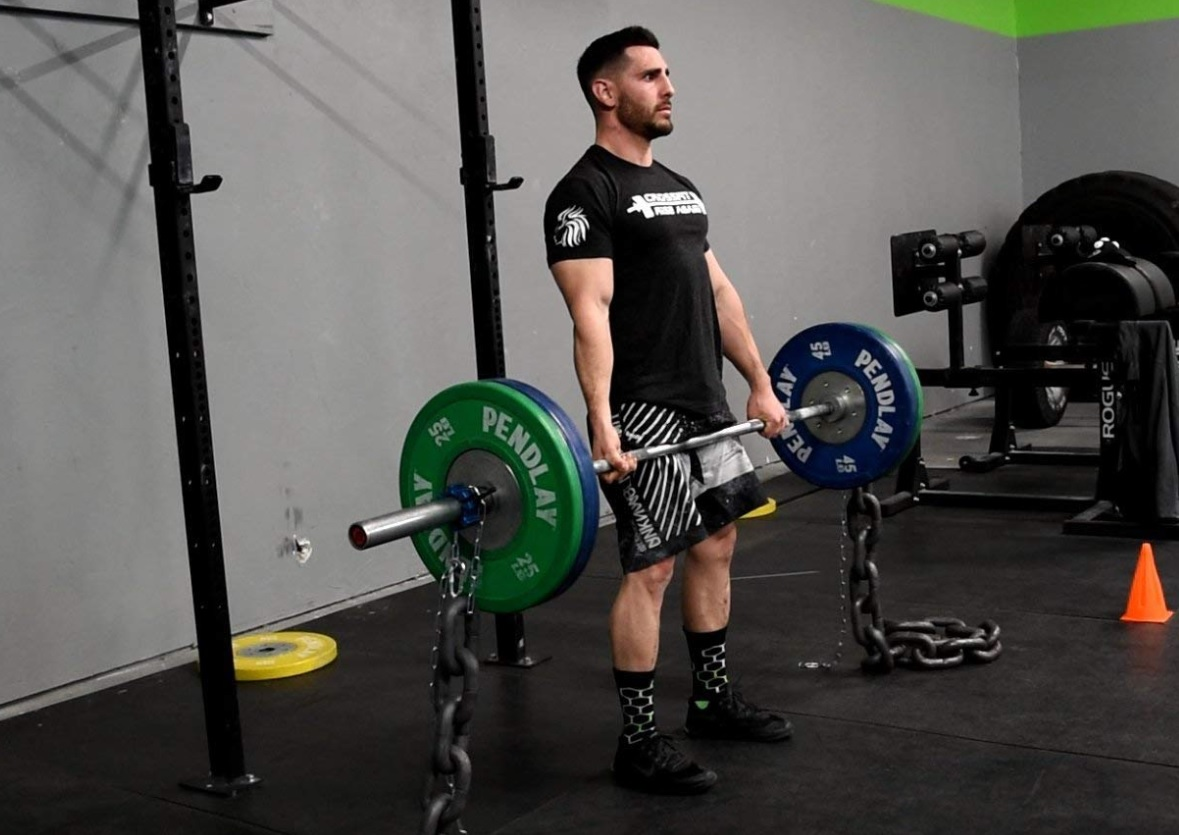 How to Use Weightlifting Chains?