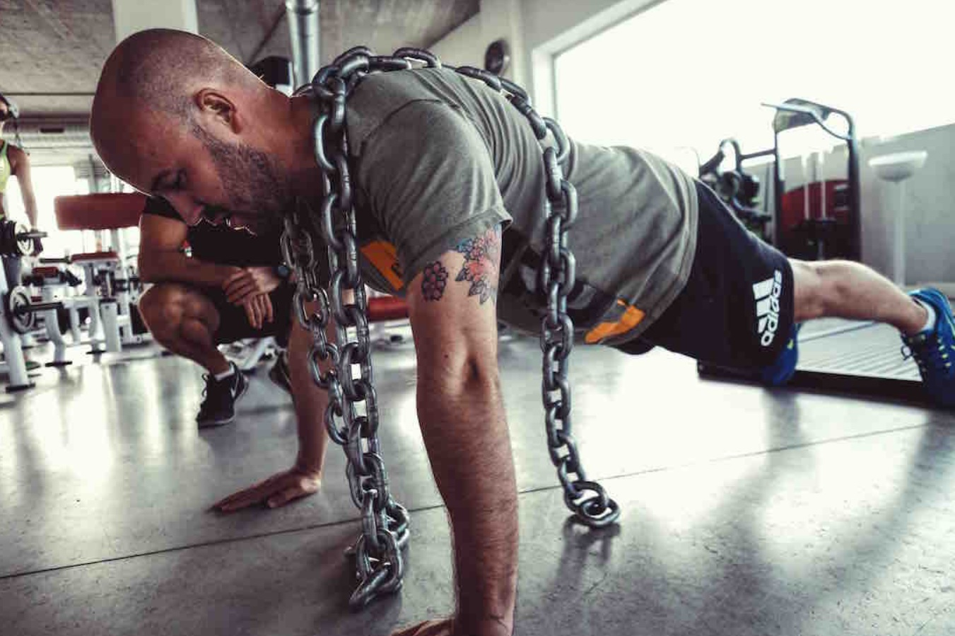 Heavy Workout Chains